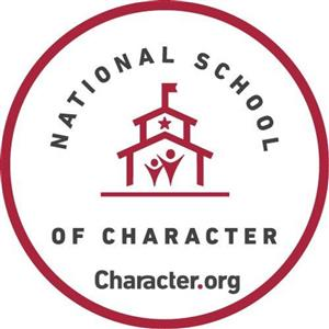 Lumberton Campus was named Honorable Mention for the 2020 National School of Character!