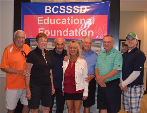 BCSS Ed Fdn Golf Outing 2017